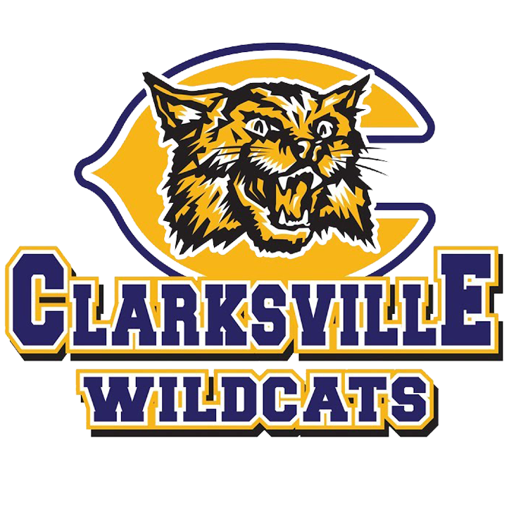 Clarksville High Wildcats Logo